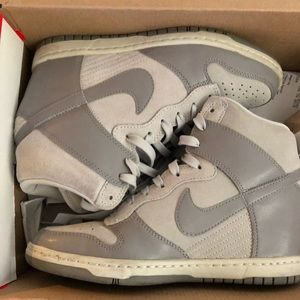 Nike wedge dunks hi